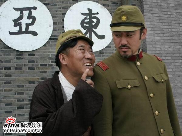 资料图片:电视剧《玉碎》第二批剧照(19)