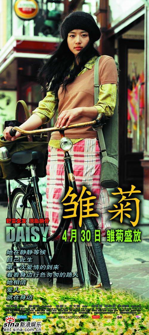 资料图片:韩片《雏菊》精美海报(3)