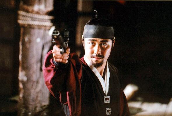 资料图片:韩国影片《血之泪》精彩剧照(19)