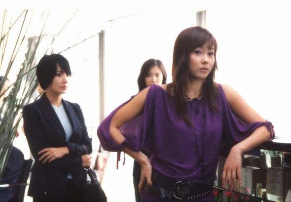 资料图片:韩国影片《欧若拉公主》精彩剧照(2)