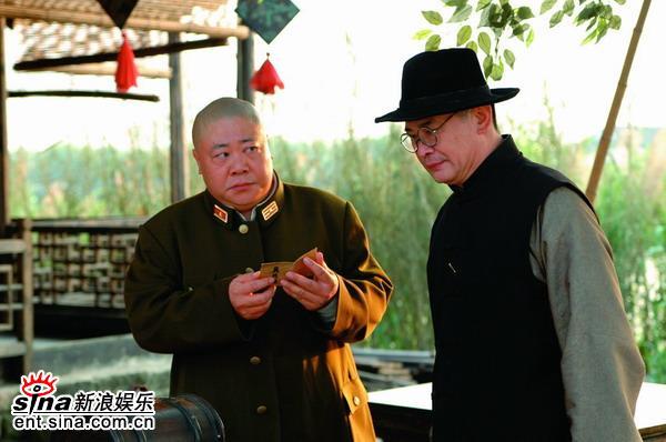 独家:电视剧《沙家浜》精彩剧照(9)