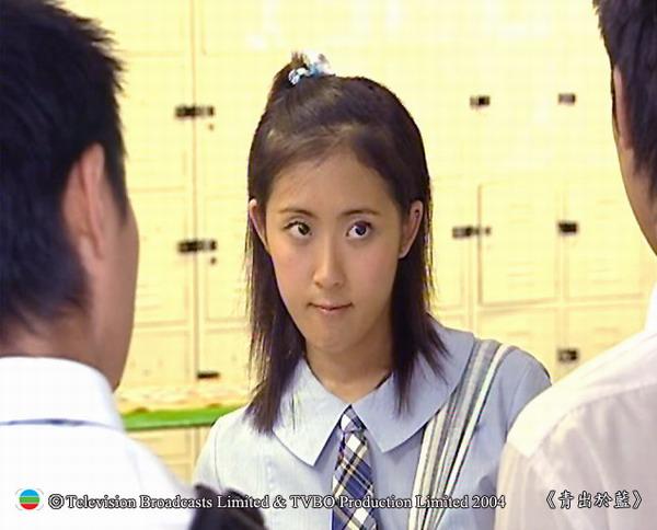 资料图片:TVB《青出于蓝》精彩剧照(58)