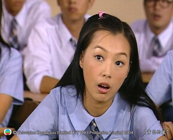 资料图片:TVB《青出于蓝》精彩剧照(67)