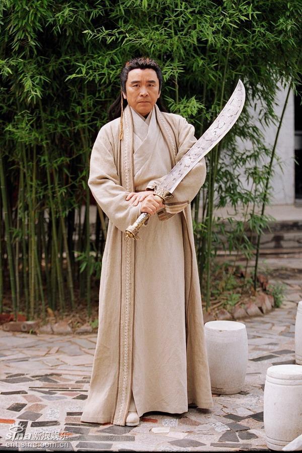 资料图片:TVB《覆雨翻云》精彩剧照(5)