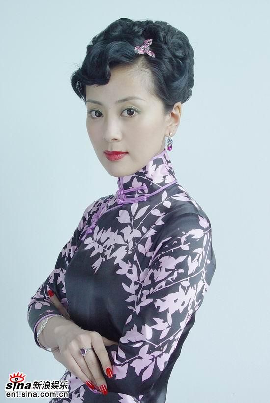 资料:《51号兵站》主要角色--桑叶红饰徐曼丽