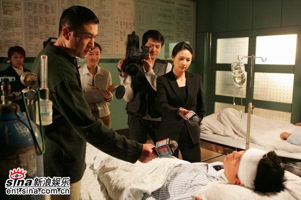 资料图片:电视剧《危情杜鹃》精彩剧照(16)