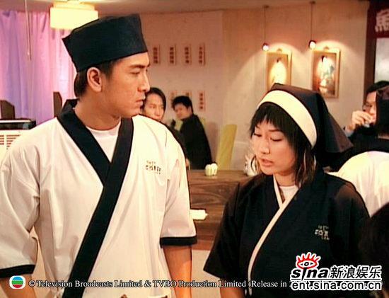 资料图片:TVB剧集《女人唔易做》精彩剧照(63)