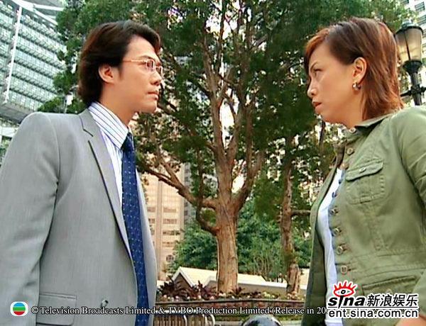 资料图片:TVB剧集《女人唔易做》精彩剧照(76)