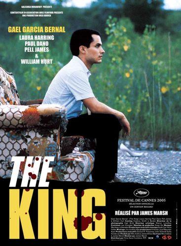 资料图片:影片《国王》精美海报
