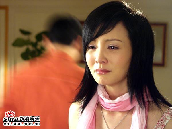 资料图片:电视剧《别问我爱谁》精彩剧照(5)