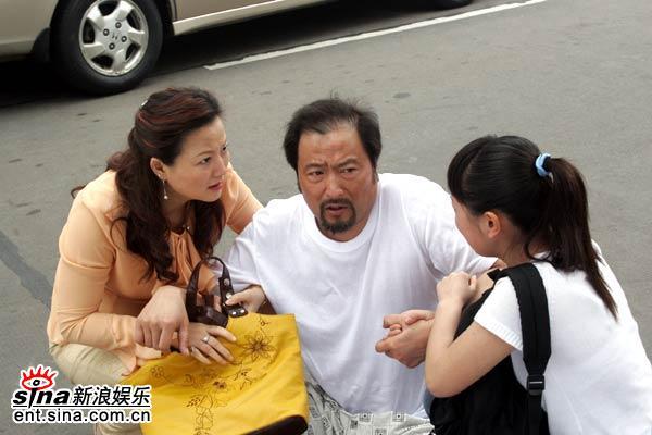 资料图片:电视剧《别问我爱谁》精彩剧照(21)