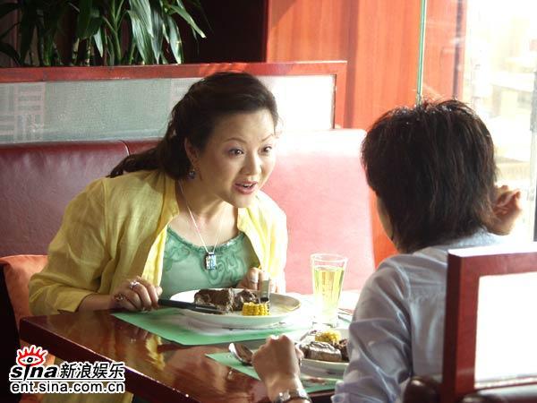 资料图片:电视剧《别问我爱谁》精彩剧照(67)