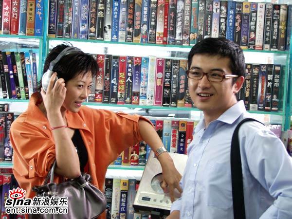 资料图片:电视剧《别问我爱谁》精彩剧照(87)