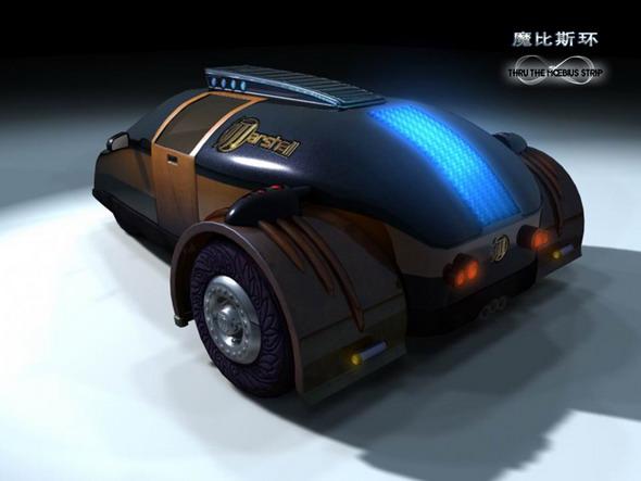 车辆 采矿星球甲壳虫车高清图片
