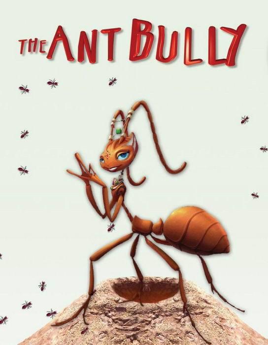 资料图片:动画片《别惹蚂蚁》精美海报(1)
