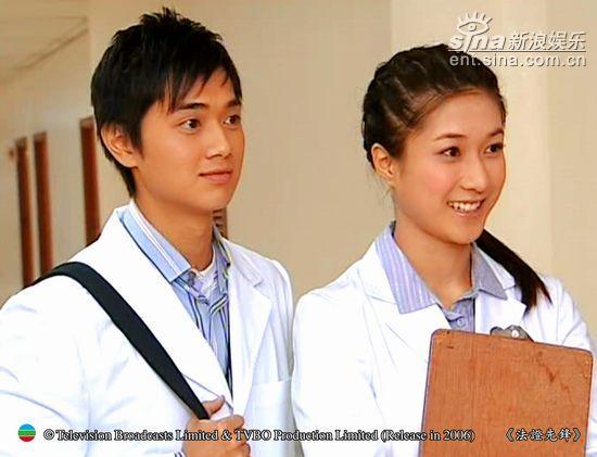 资料图片:TVB剧集《法证先锋》精彩剧照(30)