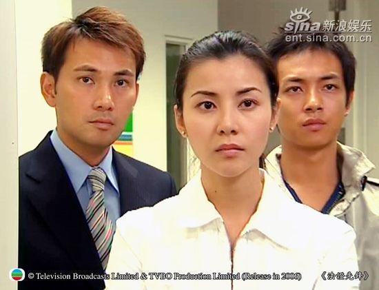 资料图片:TVB剧集《法证先锋》精彩剧照(55)