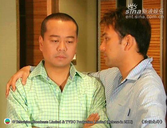 资料图片:TVB剧集《法证先锋》精彩剧照(56)