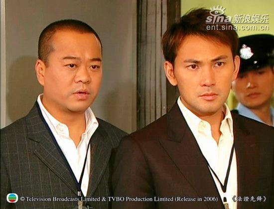 资料图片:TVB剧集《法证先锋》精彩剧照(66)