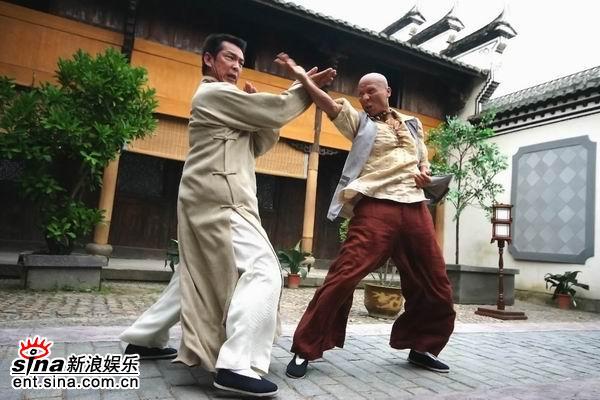 资料图片:电视剧《咏春》精彩图片(1)