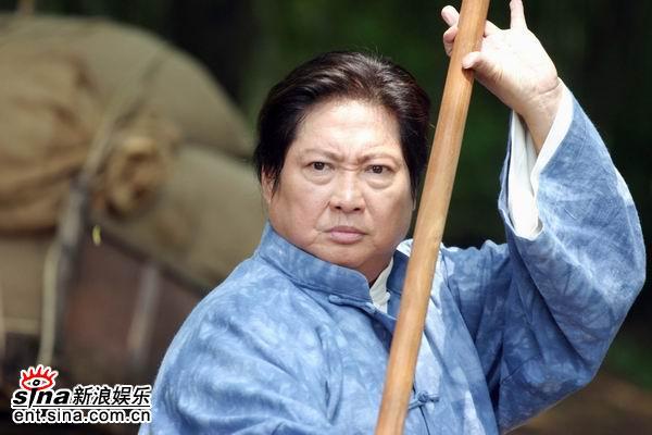 资料图片:电视剧《咏春》精彩图片(11)
