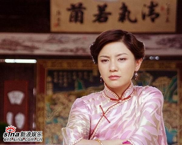 资料图片:电视剧《咏春》精彩图片(14)