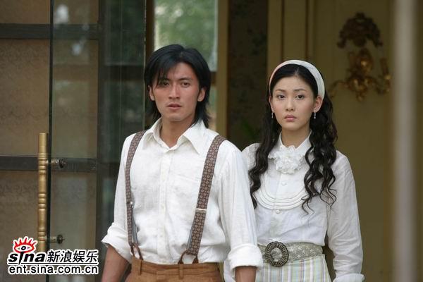 资料图片:电视剧《咏春》精彩图片(18)