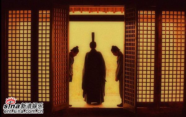 资料图片:电视剧《越王勾践》第二批剧照(22)
