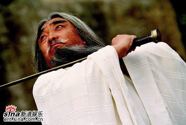 资料图片:电视剧《越王勾践》第二批剧照(26)