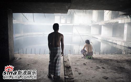 资料图片:蔡明亮争金狮力作《黑眼圈》剧照(11)