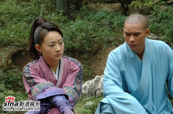 资料图片:电视剧《少林寺传奇》精彩剧照(31)图片