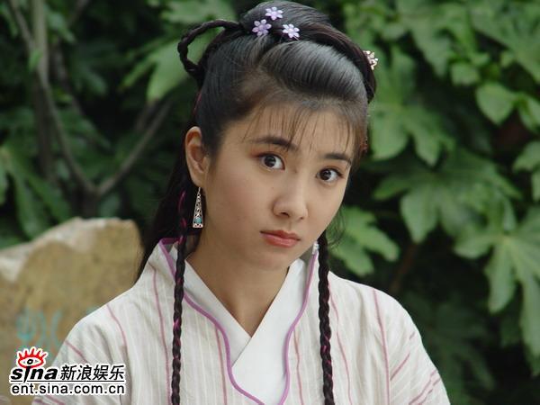 资料图片:《朱元璋还乡》--边潇潇饰郭惠(1)