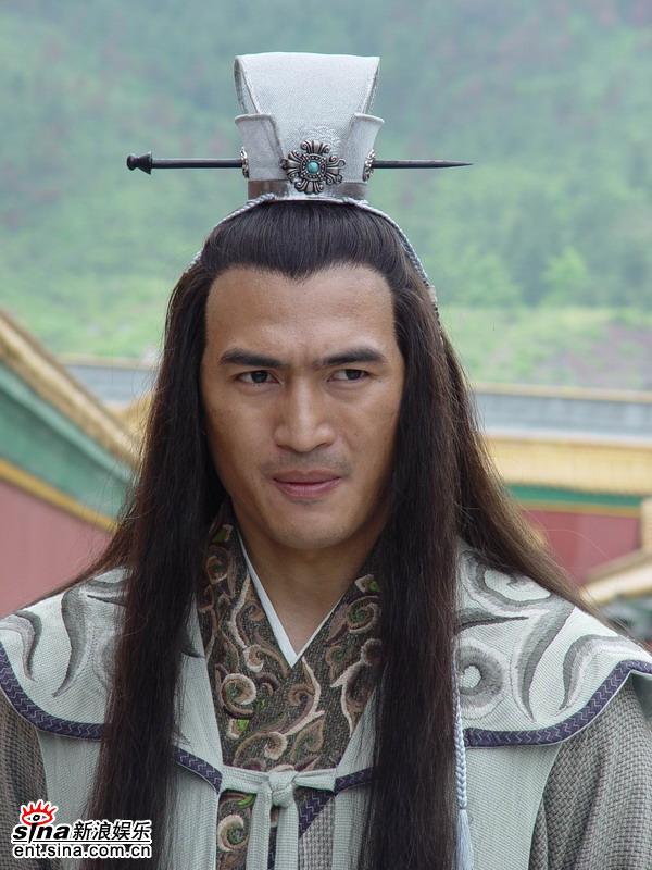 资料图片:《朱元璋还乡》--李翰君饰蓝玉