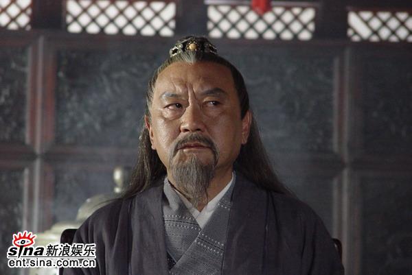 资料图片:《朱元璋还乡》--姜华饰李善长