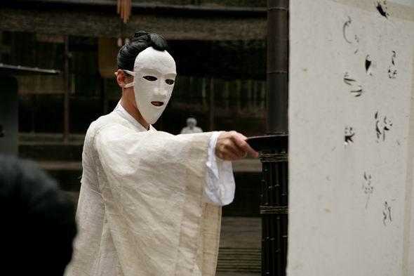 资料图片:冯小刚《夜宴》精美剧照集(83)