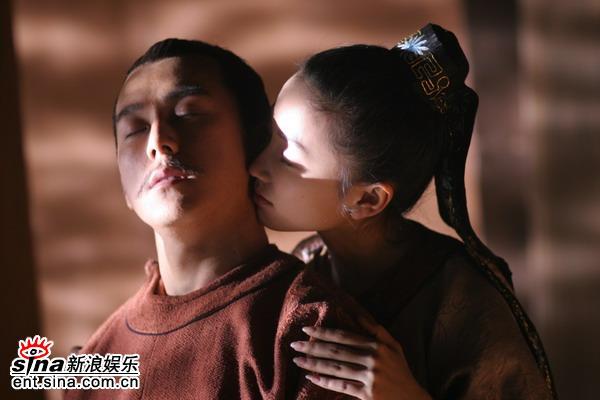 资料图片:电视剧《贞观之治》精彩剧照(36)