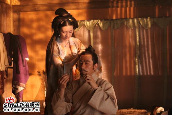 资料图片:电视剧《贞观之治》精彩剧照(42)