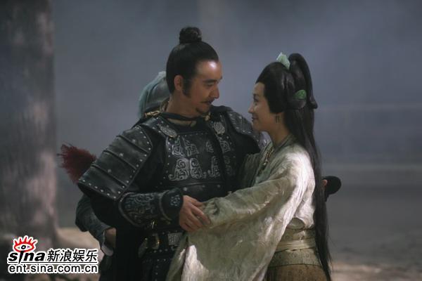 资料图片:电视剧《贞观之治》精彩剧照(46)