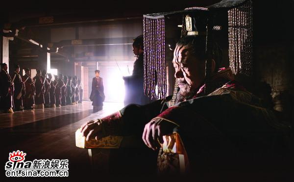 资料图片:《贞观之治》人物--马精武饰李渊