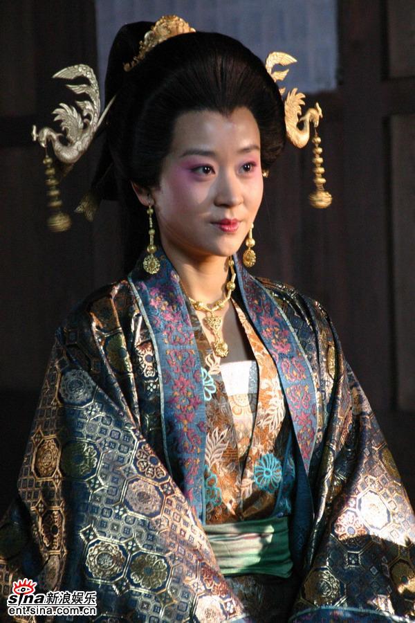 资料图片:《贞观之治》--苗圃饰长孙皇后(1)