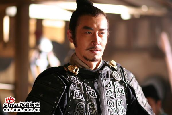 资料图片:《贞观之治》--马跃饰李世民(3)
