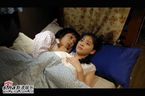 资料图片:电视剧《舞台姐妹》第一批剧照(11)