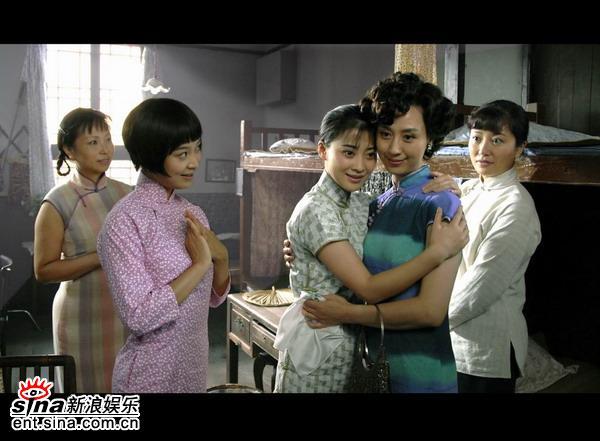 资料图片:电视剧《舞台姐妹》第一批剧照(13)