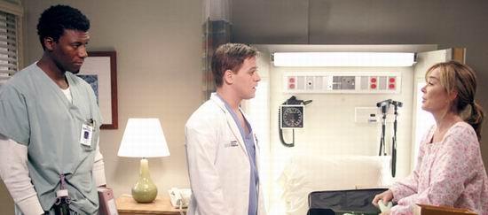 资料图片:《格雷的解剖》第三季精彩剧照(19)