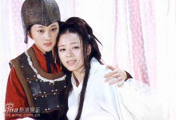 资料图片:电视剧《秦始皇》最新剧照(7)