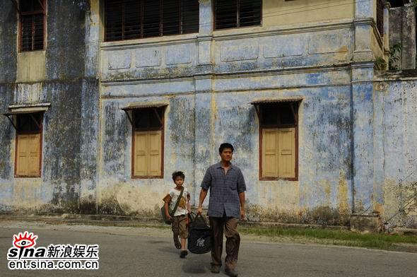 资料图片:金马奖最佳影片《父子》精彩剧照(2)