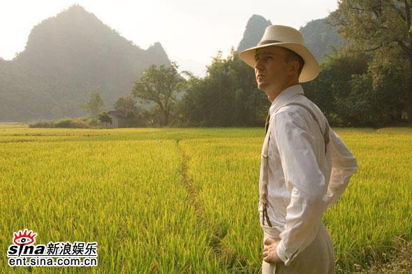 资料图片:中美合拍片《面纱》最新剧照(28)