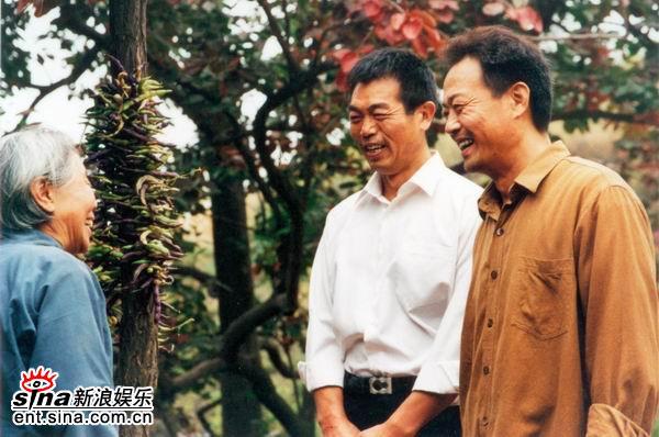 资料图片:电视剧《镇长》精彩剧照(18)