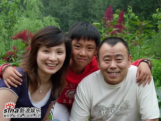 资料图片:潘长江父子新片《别惹小孩》(5)