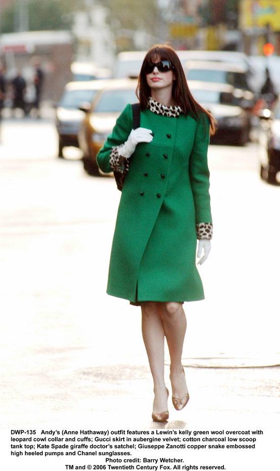 资料图片:《穿普拉达的女王》最新剧照(22)
